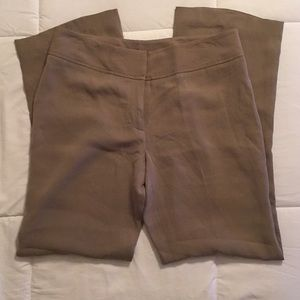 NWT Alfani 100% Silk Dress Pants